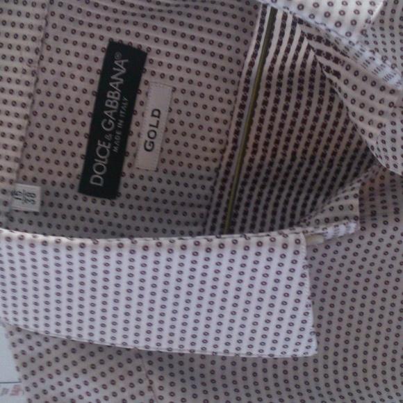 Dolce & Gabbana Other - d&g fit shirt